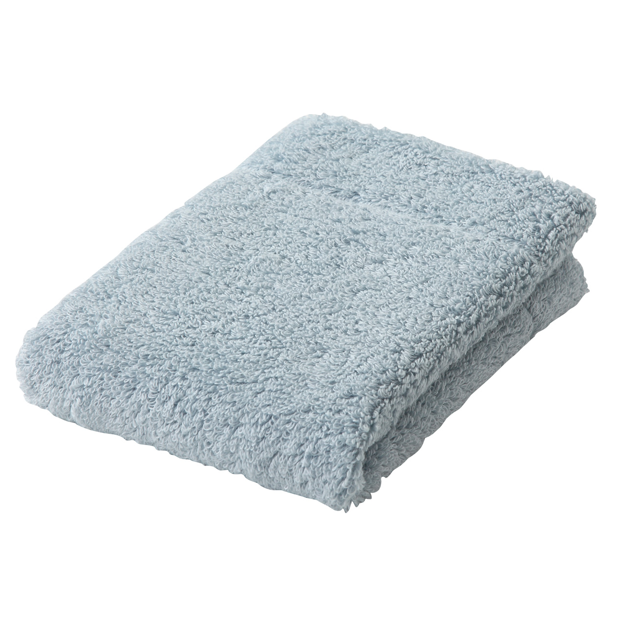 light blue medium Hand towel
