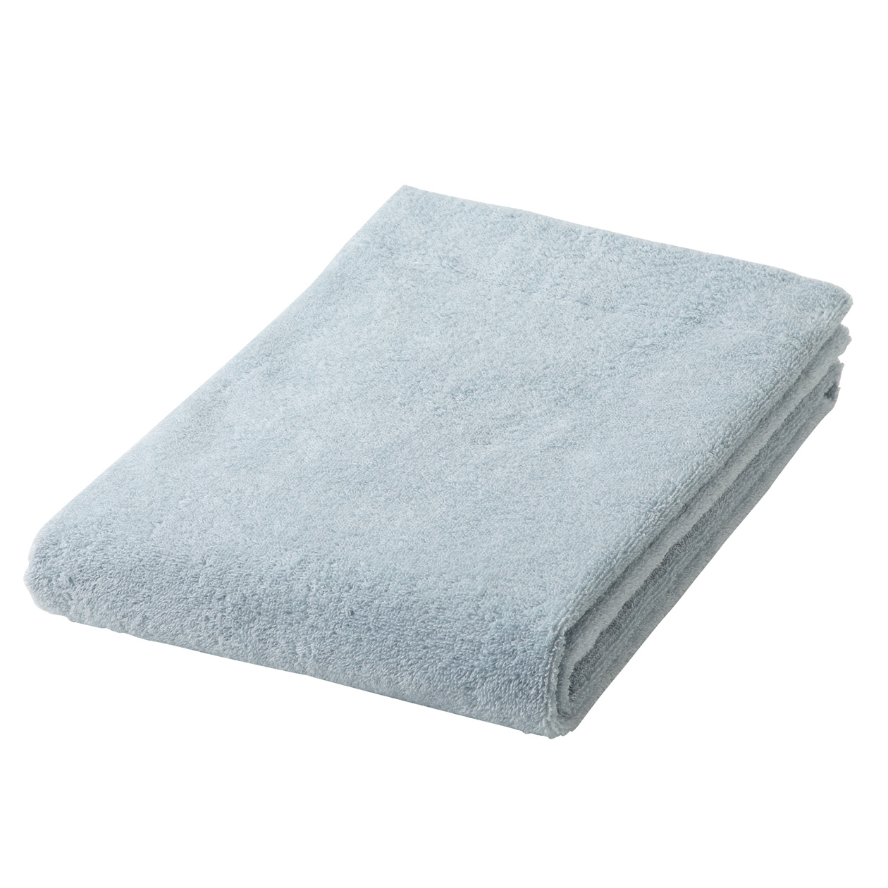 light blue thin Small Bathtowel