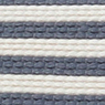 SAXE BLUE*STRIPE