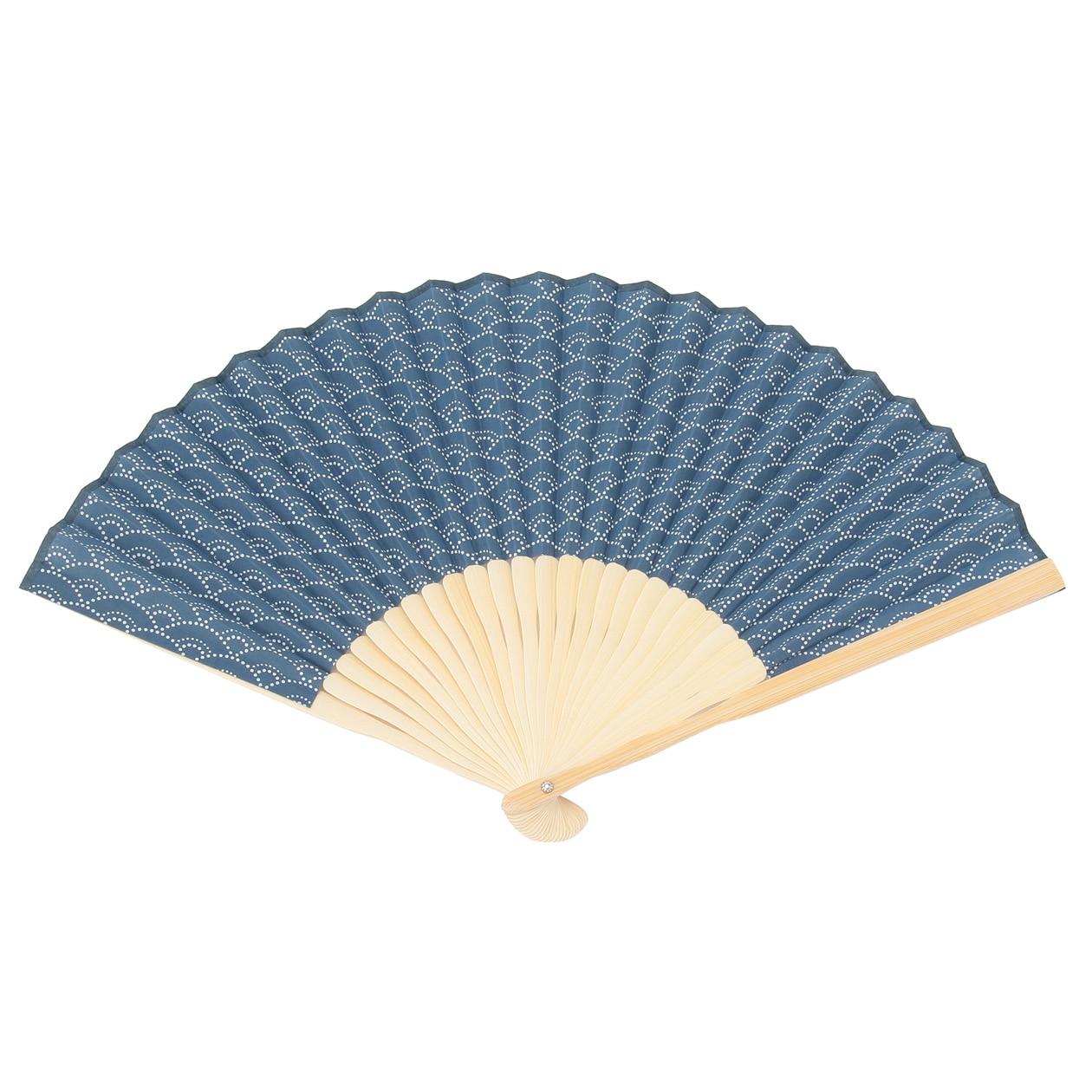 fan blue