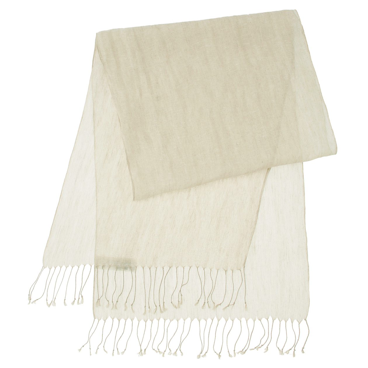 French Linen Stole