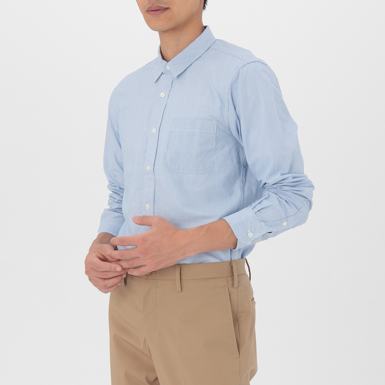 OGC BROAD STRIPE SHIRT