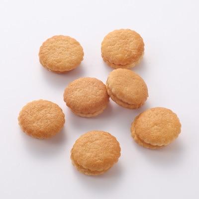 アプリコットジャムサンドクッキー