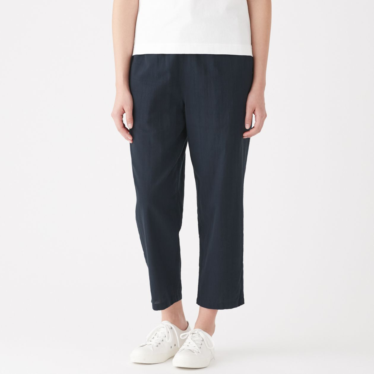 INDIAN HAND SPUN/WOVEN EASY TROUSERS