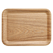 Wooden Tray Ash 32x24cm