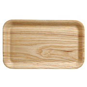 Wooden Tray Ash 29x17.5cm