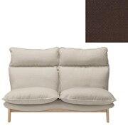 *highback Reclining Sofa Brn 2s