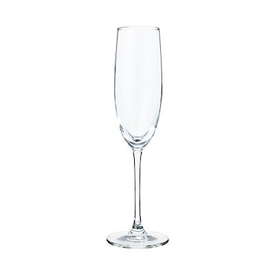 クリスタルグラス シャンパン 約180ml