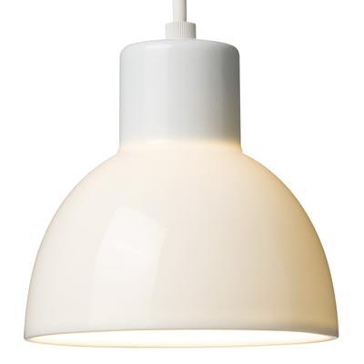LED磁器シェードペンダントライト・小 ハイパワーLED2.3W