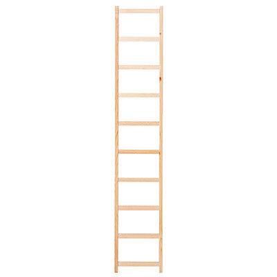 パイン材ユニットシェルフ奥行25cmタイプ・帆立・大 高さ175.5cm×奥行26cmタイプ