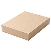 A4 Box aus stabilem Kraft-Recyclingpapier