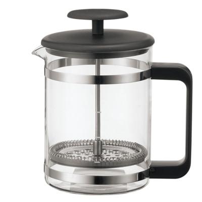 耐熱ガラス ティーコーヒープレス 約450ml
