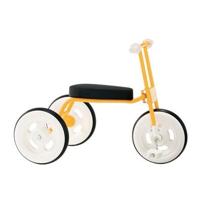 三輪車 【復刻版】イエロー