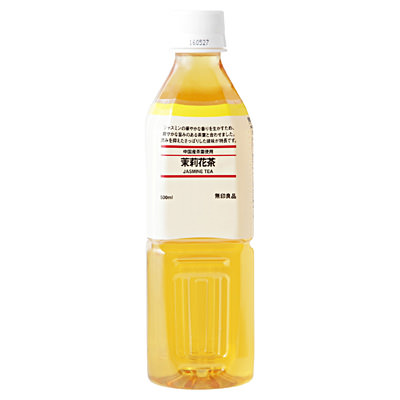 PET茉莉花茶(L)500ml