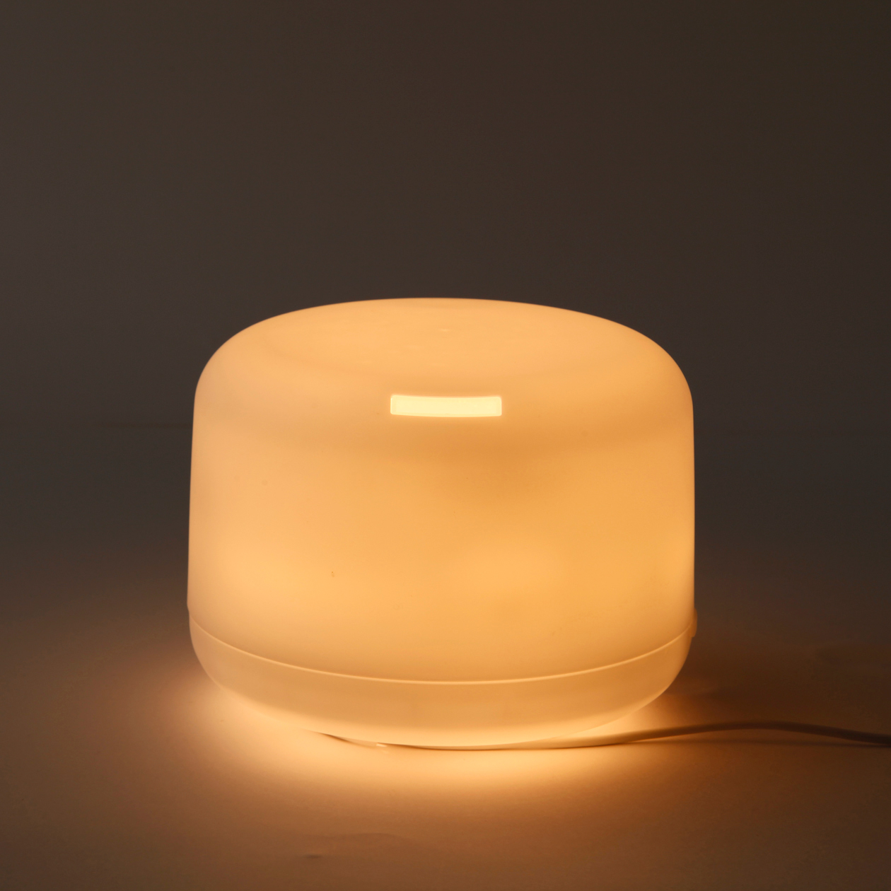 new muji ultrasonic wave moisturising aroma diffuser led. Black Bedroom Furniture Sets. Home Design Ideas