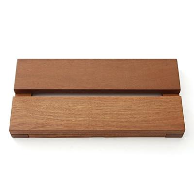 【店舗限定】デッキパネル ハーフサイズ 天然木バラウ材40×20×3.6cm