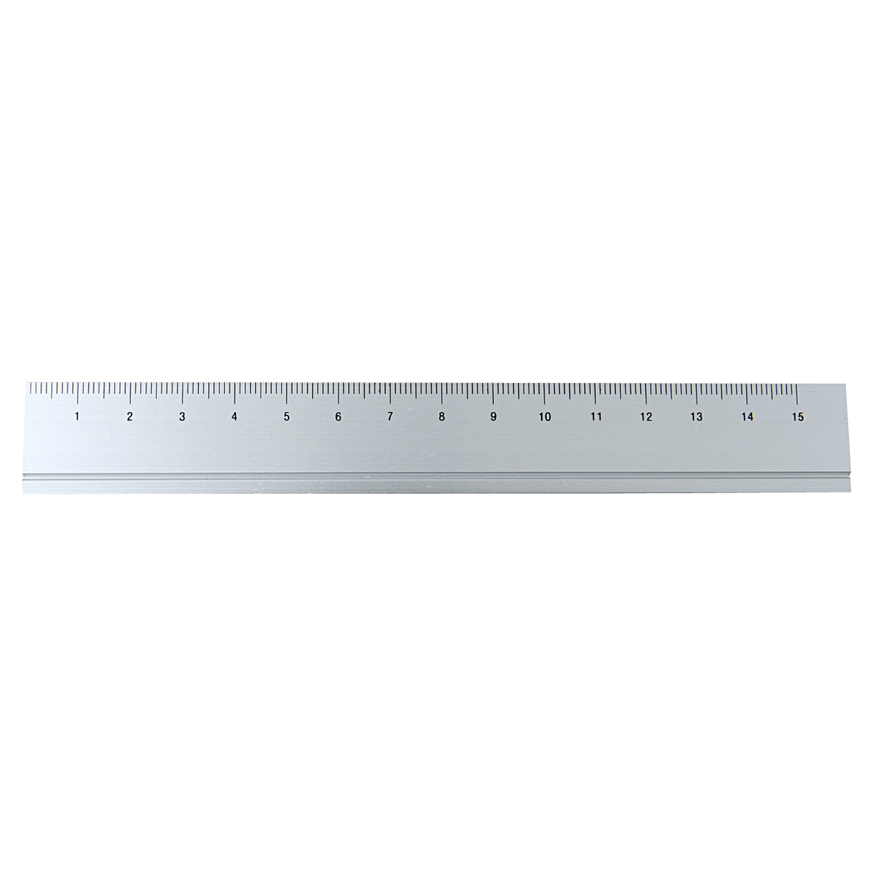 Kids Kitchen Utensils ALUMINUM RULER 15cm 15CM | MUJI