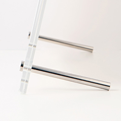 Support plexiglass a4