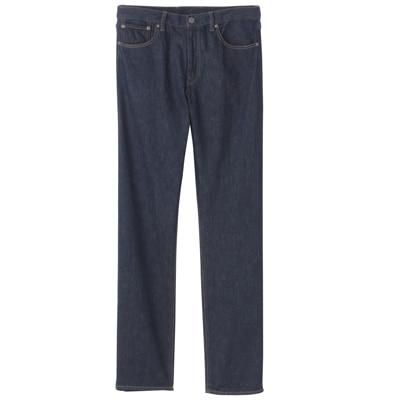 オーガニックコットンデニム5ポケットパンツ 紳士・85×85・インディゴ