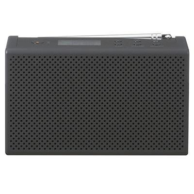 充電ラジオ(LEDライト・時計機能付) 型番:OC223B