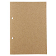 Planting Tree Paper Combination Notebook A5 Plain 32s