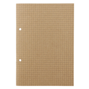 Planting Tree Paper Combination Notebook A5 Grid 32s