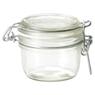 碳酸玻璃密封罐/170ml