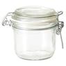 碳酸玻璃密封罐/225ml