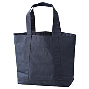 W Repellent Nylon Tote Bag Navy