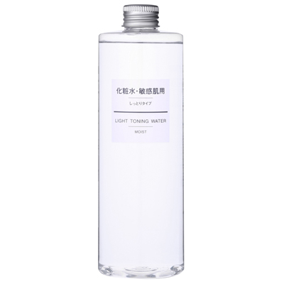 化粧水・敏感肌用・しっとりタイプ (旧)(V)大容量(400ml)