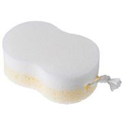 Body Soft Sponge Double Type