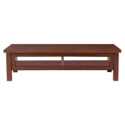 木製AVラック/タモ材・ブラウン