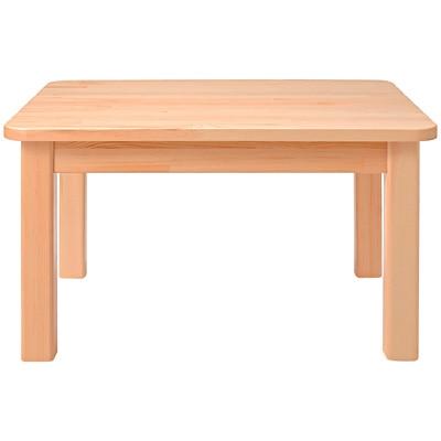 パイン材子供用ローテーブル
