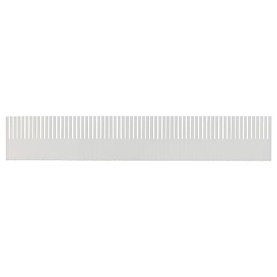 ポリプロピレンケース用スチロール仕切り板・大 約65.5×0.2×高さ11cm