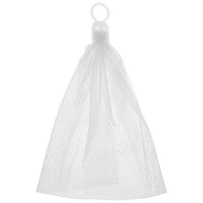 洗顔用泡立てネット 全長約21cm      コンビニ受取可 店舗在庫状況お肌に合わせて、お選びください
