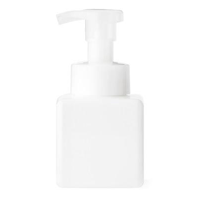 無印詰替ボトル 泡タイプ ホワイト250ml
