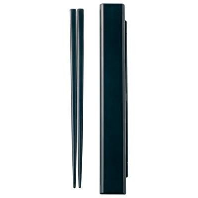 食洗機対応・箸セット/黒