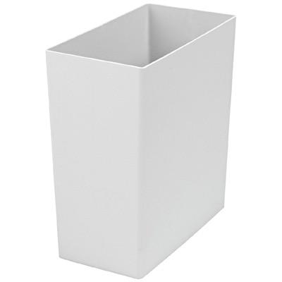 ポリプロピレンダストボックス・角型 V約幅28.5×奥行15×高30.5cm