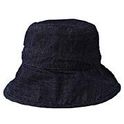 Denim Hat Indigo Blue