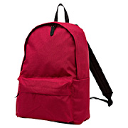 Polyester Backpack Red