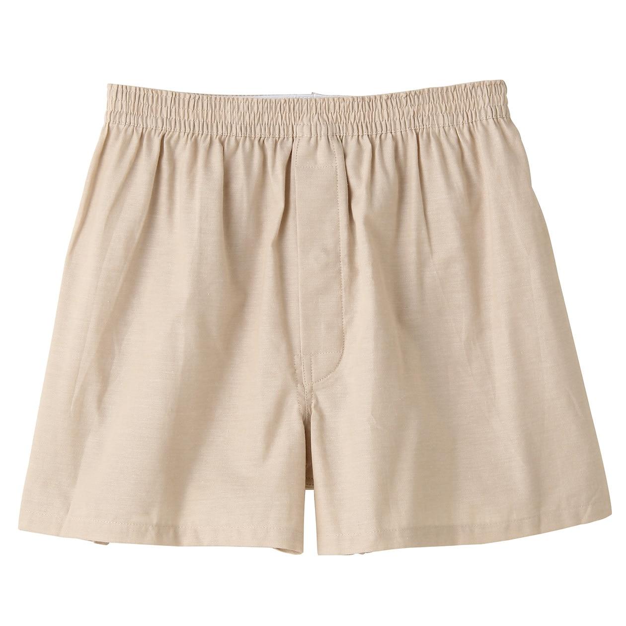 Organic Cotton Boxer Shorts