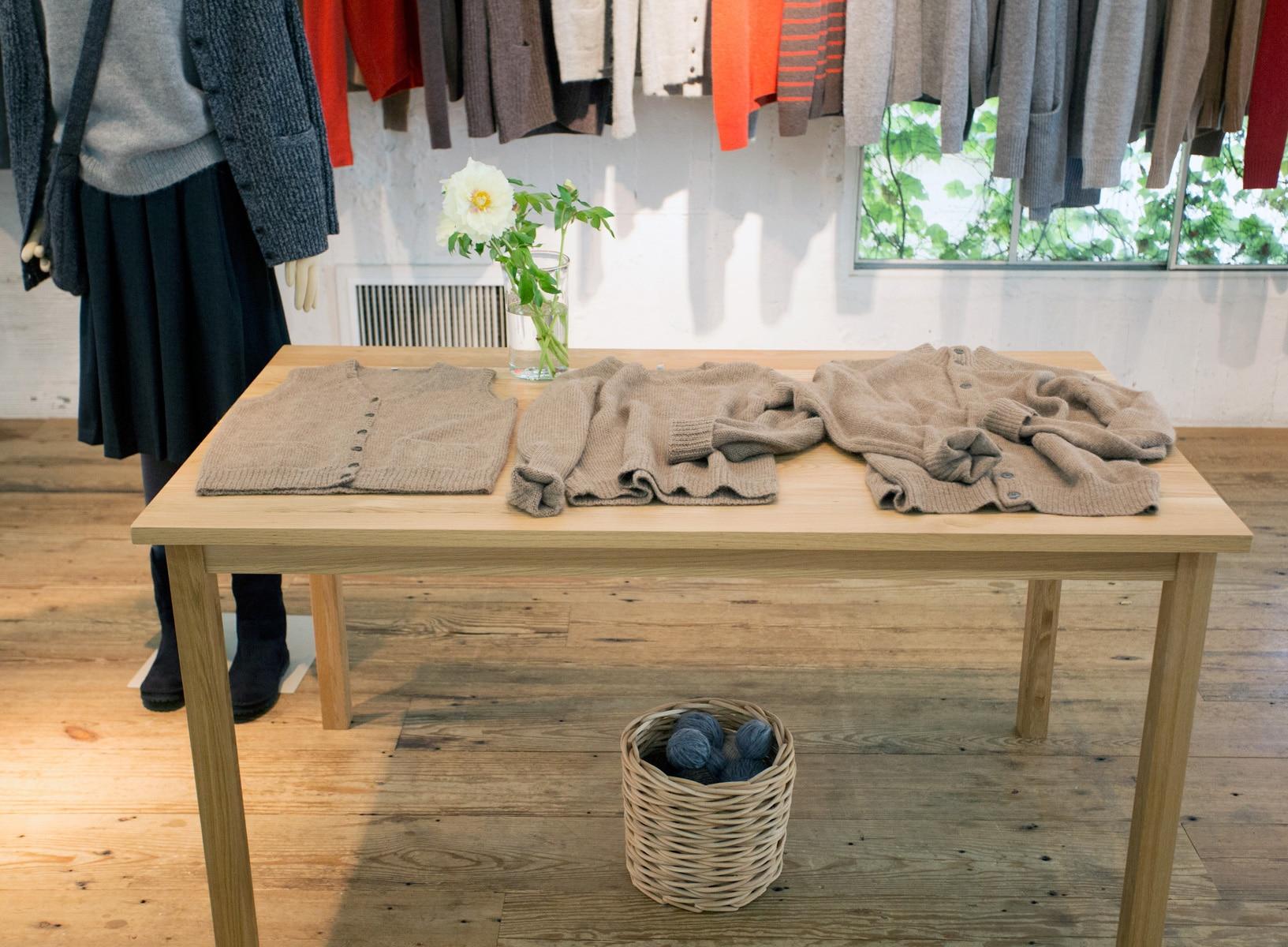 Showroom Wool Wool Wool