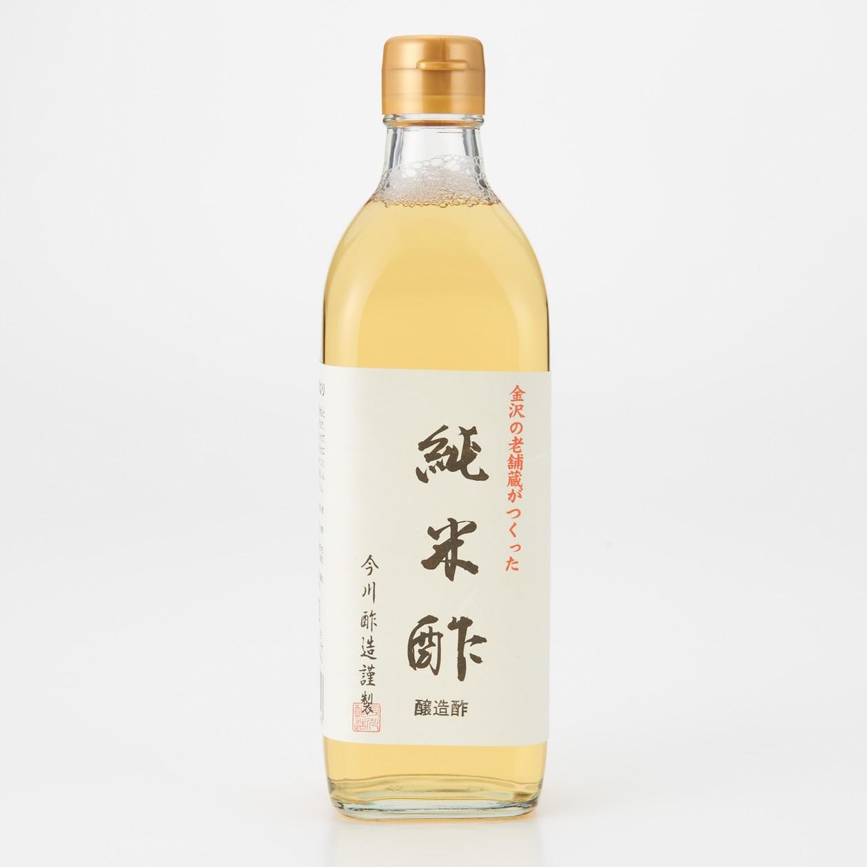 石川県金沢市 金沢の老舗蔵がつくった純米酢