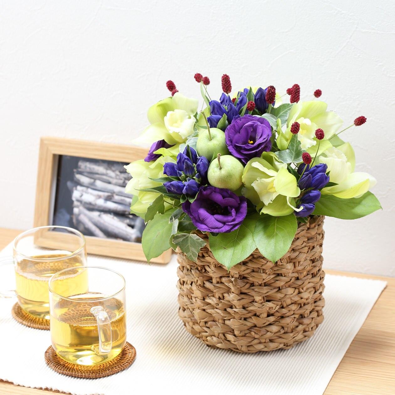 敬老の日の花