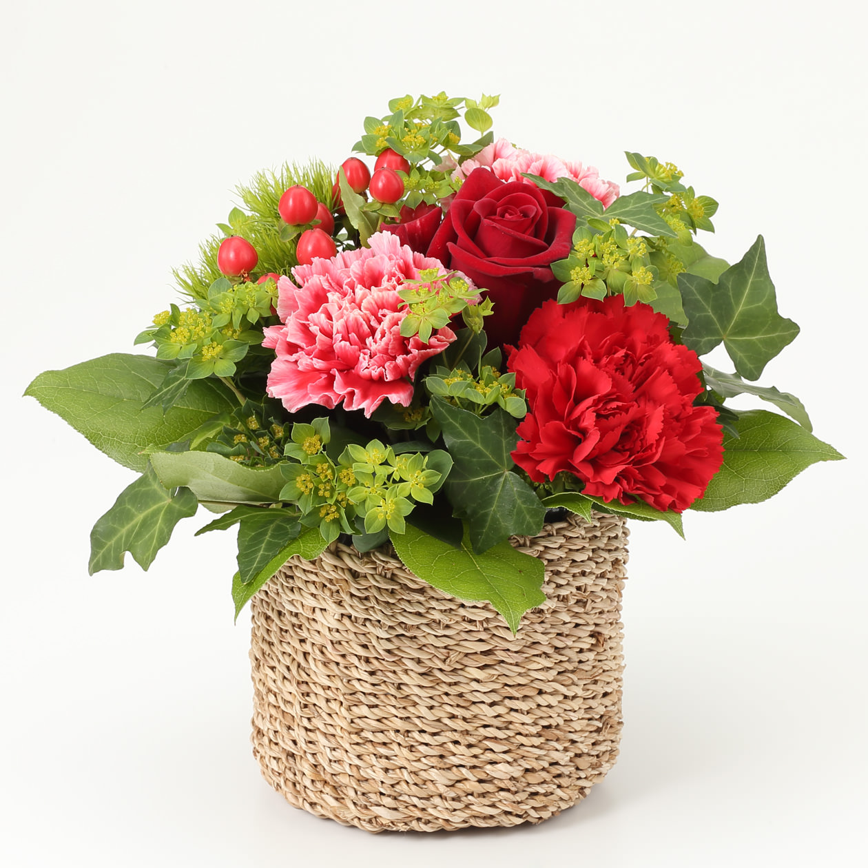 店舗で注文できる母の日の花
