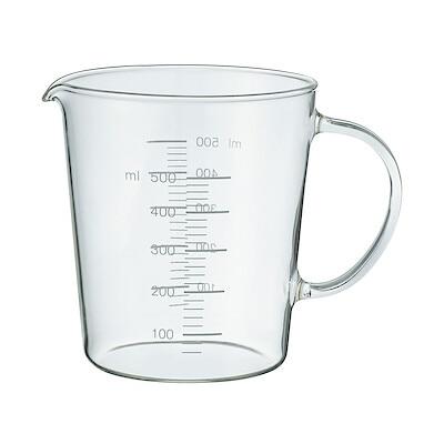 RoomClip商品情報 - 耐熱ガラスメジャーカップ