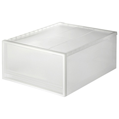 PP STORAGE BOX / WIDE / M