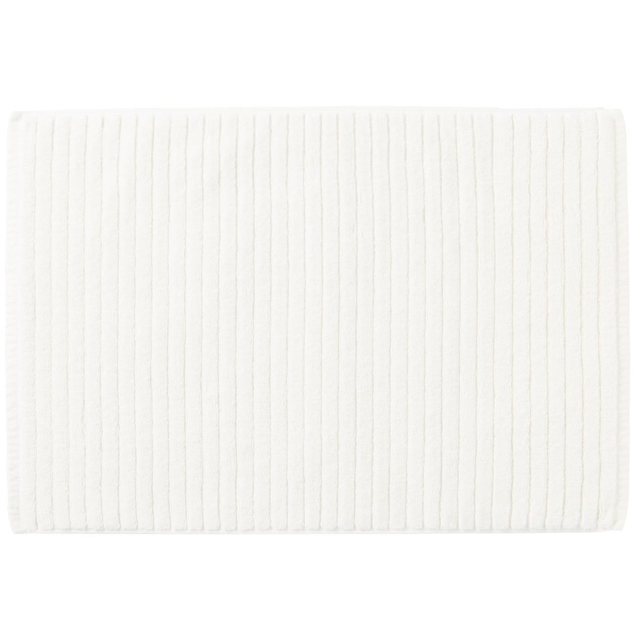 インド綿シェニールバスマット・M/ライトブラウン 45×70cm | 無印良品ネット