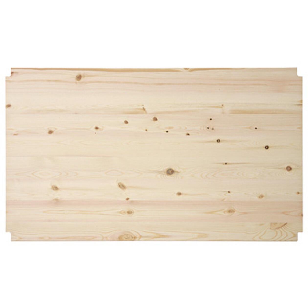 パイン材ユニットシェルフ・棚板ワイド・86cm幅用