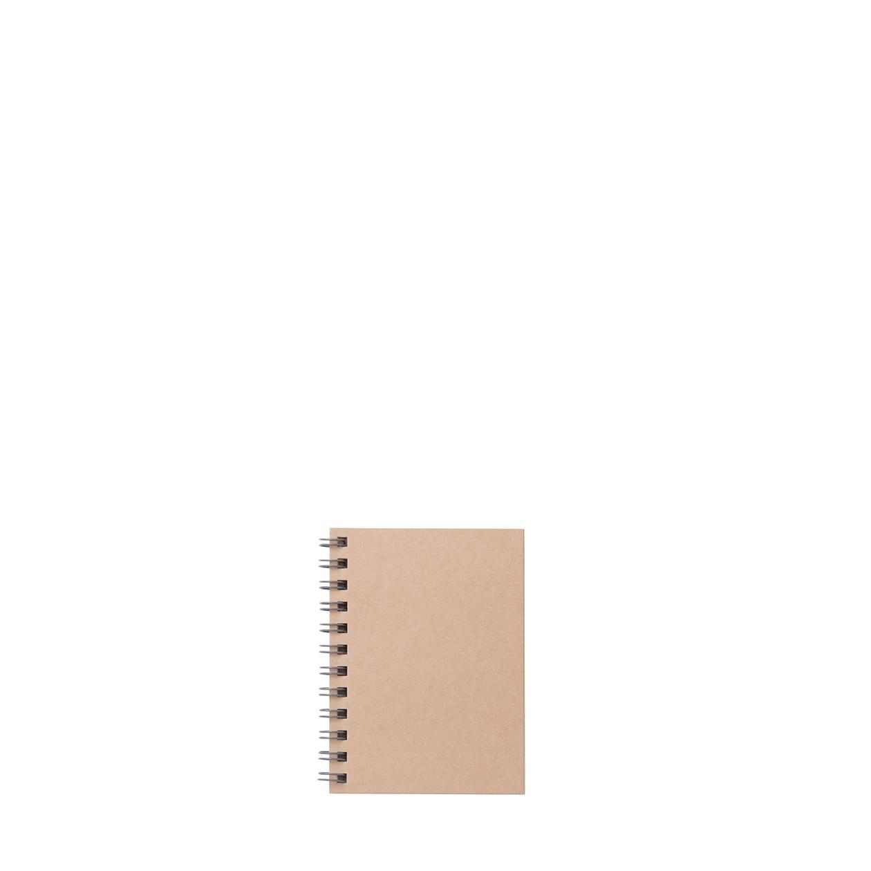 植林木ペーパー裏うつりしにくいダブルリングノート